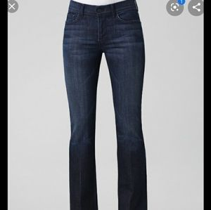 7 FOR ALL MANKIND highwaister bootcut jeans